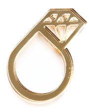 Women - Offset Diamond Ring