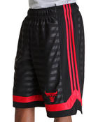 Shorts - Chicago Bulls Arch groove 12 inch Shorts