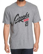 Crooks & Castles - 2nd Amendment Tee