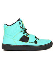 Shoes - Cota Perforated Ankle Detail High Top