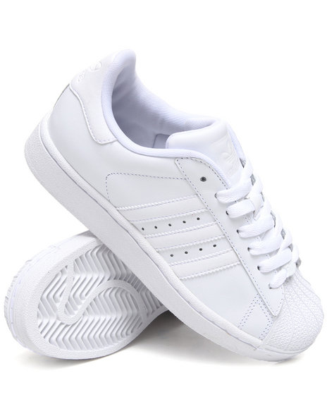 Adidas Women White Superstar 2 W Sneakers