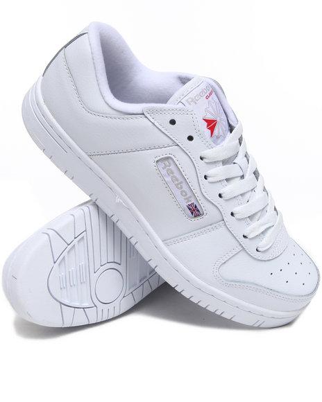 Reebok Men White Reeamaze Low Sneakers
