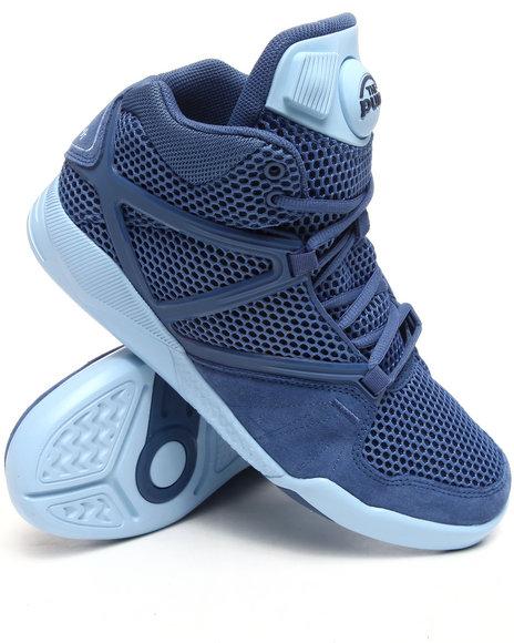 Reebok Men Blue Reebok Pump Omni Lite Hls Sneakers