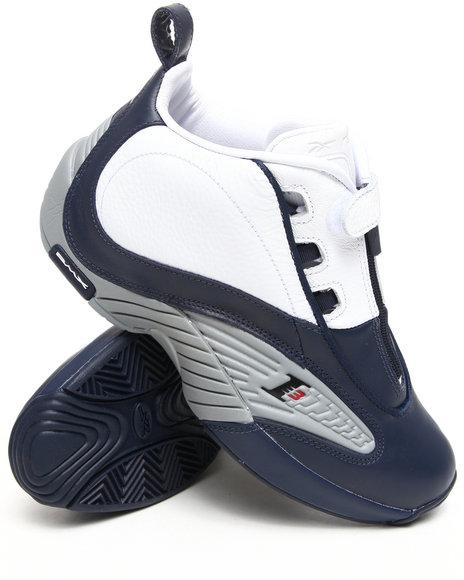 Reebok Men Navy Answer Iv Sneakers
