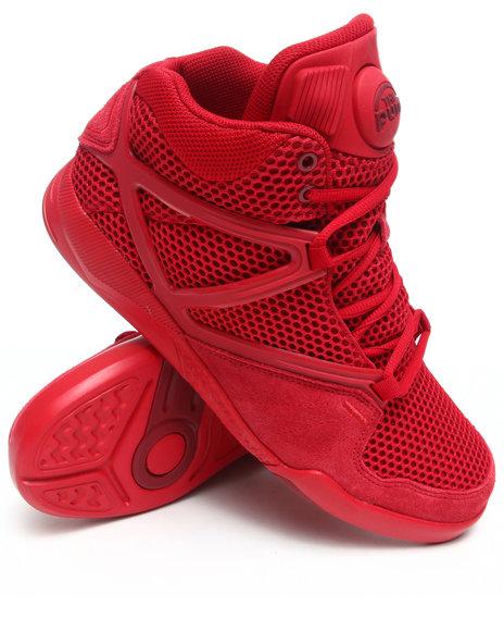 Reebok Men Red Reebok Pump Omni Lite Hls Sneakers