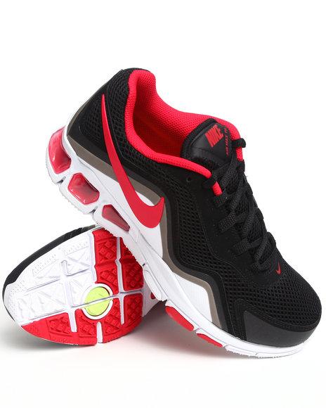Nike Men Black Air Max Tr 2K12 Sneakers