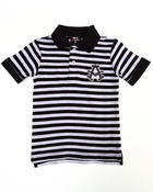 Akademiks - STRIPED POLO (4-7)