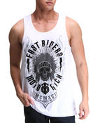 Southpole - Fast Riders Chief Tank