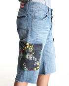 Parish - Water Lily Shorts