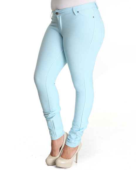 Basic Essentials Light Blue Jeans