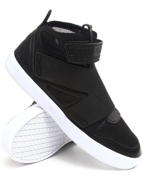 Puma Men Black El Rey Future Sneakers