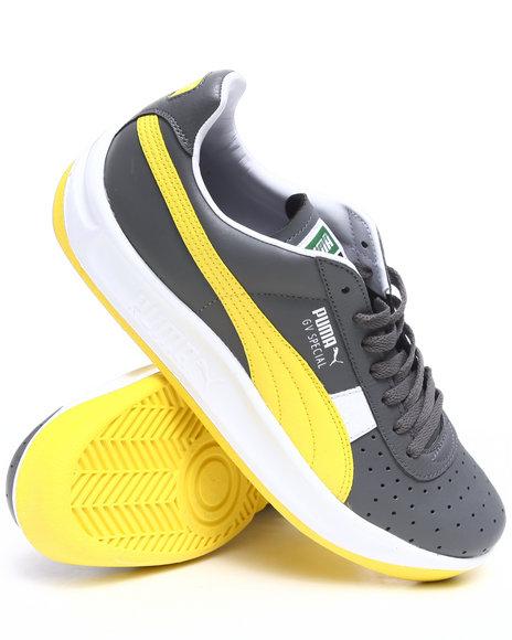 Puma Men Grey Gv Special Sneakers