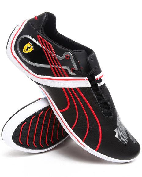 Puma Men Black Future Cat Remix S Sf Ferrari Sneakers