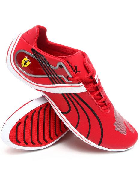 Puma Men Red Future Cat Remix S Sf Ferrari Sneakers