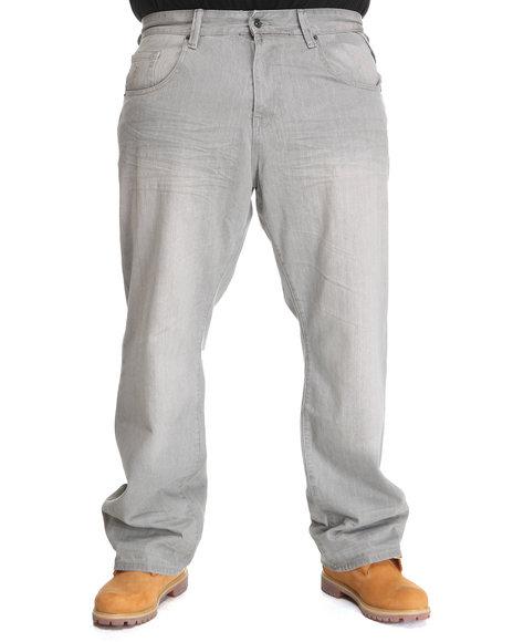 Rocawear Men Grey New Grey Jeans (B&T)