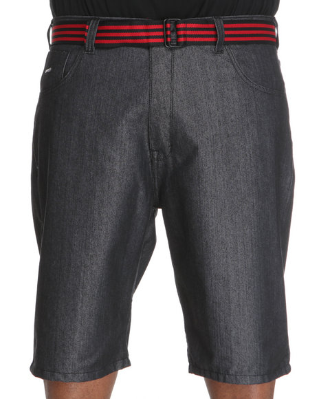 Enyce Men Black,Red High Road Flap Brights Short (B&T)