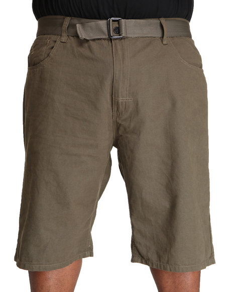 Enyce Men Forest Green Whisky Short (B&T)
