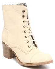 Fashion Lab - Karolina Laceup Bootie