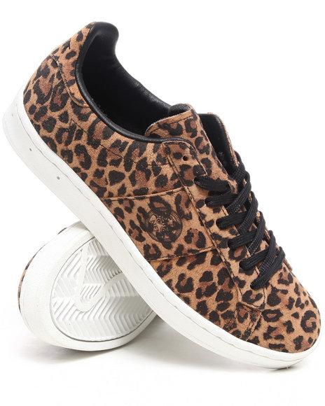 Gourmet Animal Print,Tan Rossi Ap Sneakers