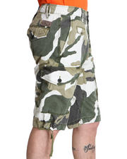 Diesel - Cotton Rip Stop Camo Short