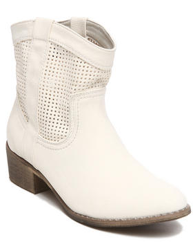 Fashion Lab - Kenelly Mesh Inspired bootie