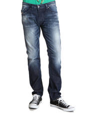 Diesel - Darron Tappered Leg with Back Dart Dark Indigo Denim