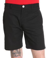 -FEATURES- - Madrid Cotton Comb Twill Short w/ Pipe Pocket