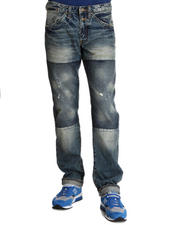 PRPS - Barracuda Patchwork Panel Denim