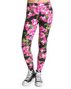 Bottoms - Into the Jungle Waistband Legging