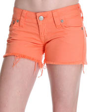 True Religion - Kiara Cut Off Short