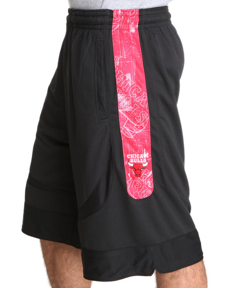 NBA, MLB, NFL Gear - Chicago Bulls BluePrint Shorts