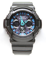 G-Shock by Casio - Black Face w/ Teal Accents Watch