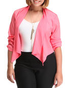 Outerwear - The Lilly Blazer (plus)