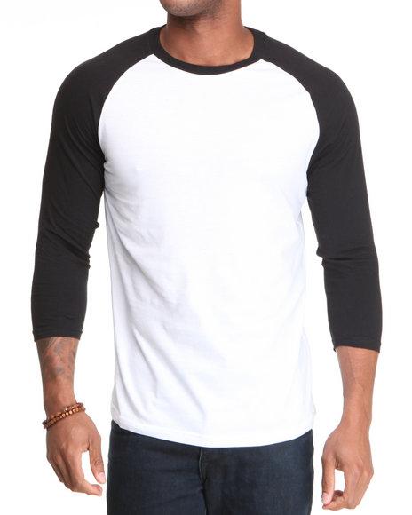 3 4 Sleeve Shirts Men