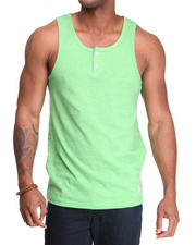 Tanks - Glenn Striped Tank top