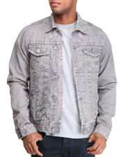 Buyers Picks - Italian Washed Premium Denim Jacket