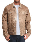 Buyers Picks - Italian Washed Premium Denim Jacket