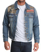 Buyers Picks - Camo Denim Jacket