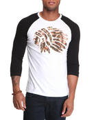 T-Shirts - Chieffff Raglan Shirt