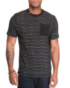 Company 81 - Ross Striped Crew neck tee