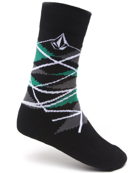 Volcom Black Socks