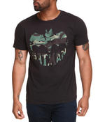 Junk Food - Camo Batman S/S tee