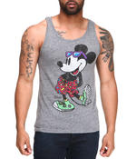 Junk Food - Micky Beach wear Tri-blend tank top