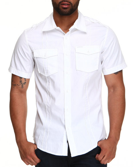 White Button Down Shirt Short Sleeve - Best Shirt 2017