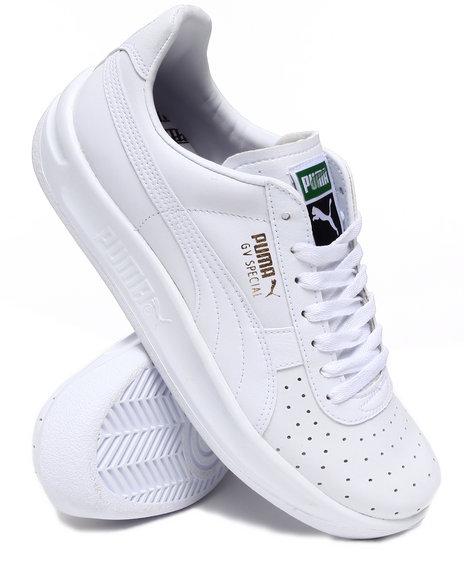 Puma Men White Gv Special Sneakers