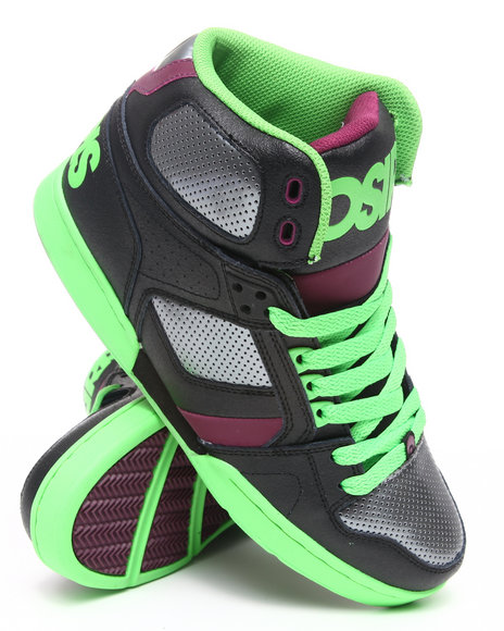 Osiris Men Nyc 83 Sneakers Lime Green 10