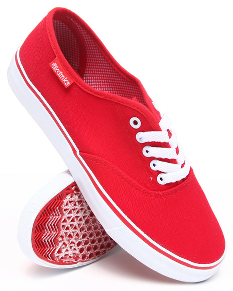 Akademiks Men Red Akademiks True Classic Sneaker