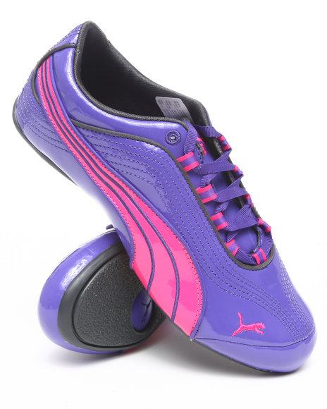Puma Women Pink,Purple Soleil P Wmns Sneakers