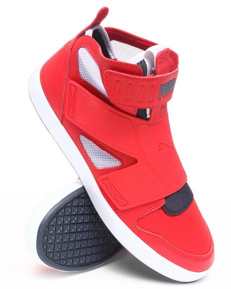 Puma Men Red El Rey Future Sneakers