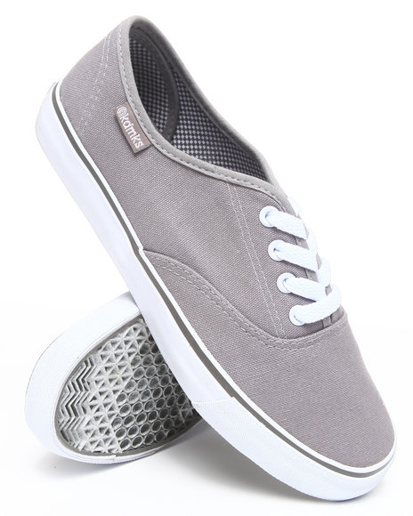 Akademiks Grey Sneakers